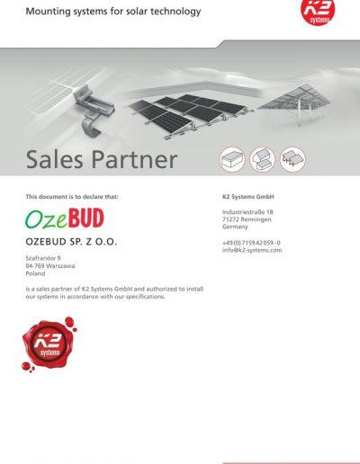 K2-Certificate