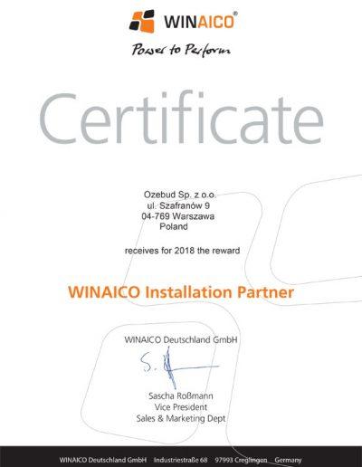 winaico-instalator